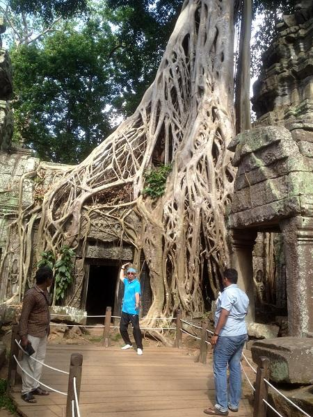 அங்கோர் கோயில்