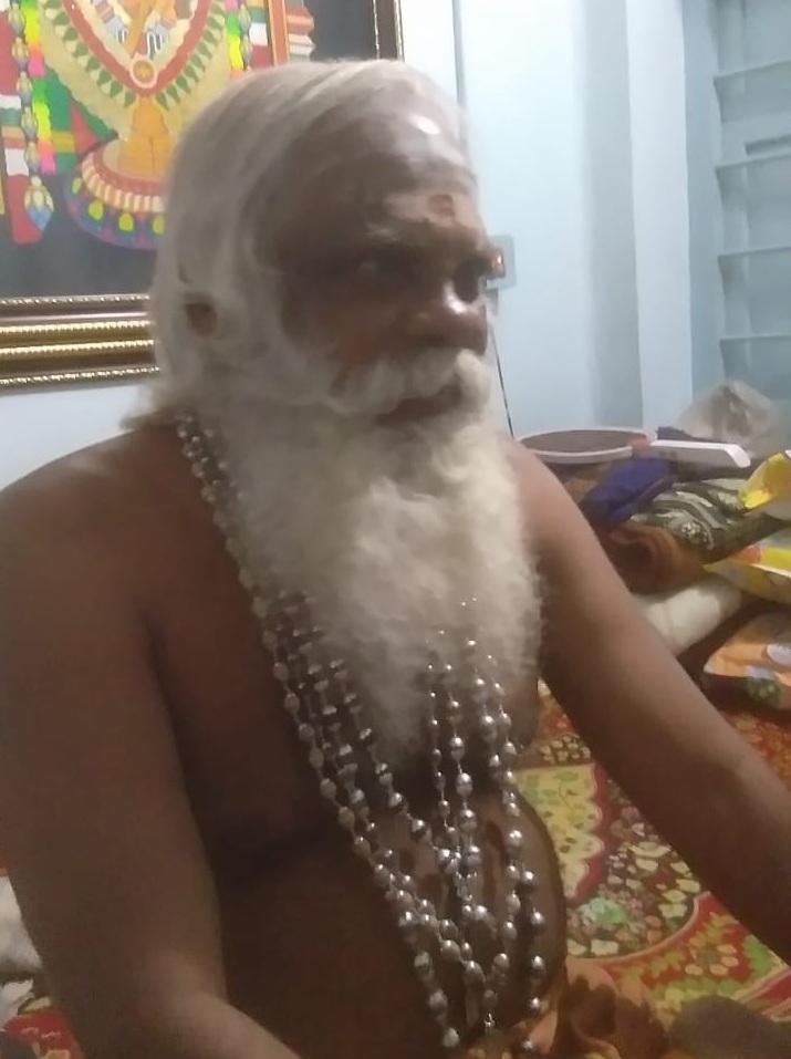போஸ் குருசுவாமி