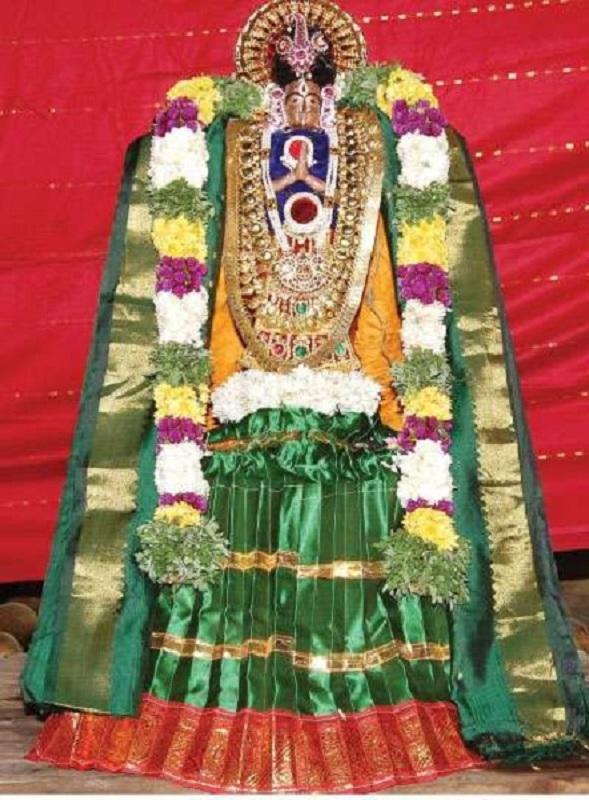 தாமிரபரணி தேவி