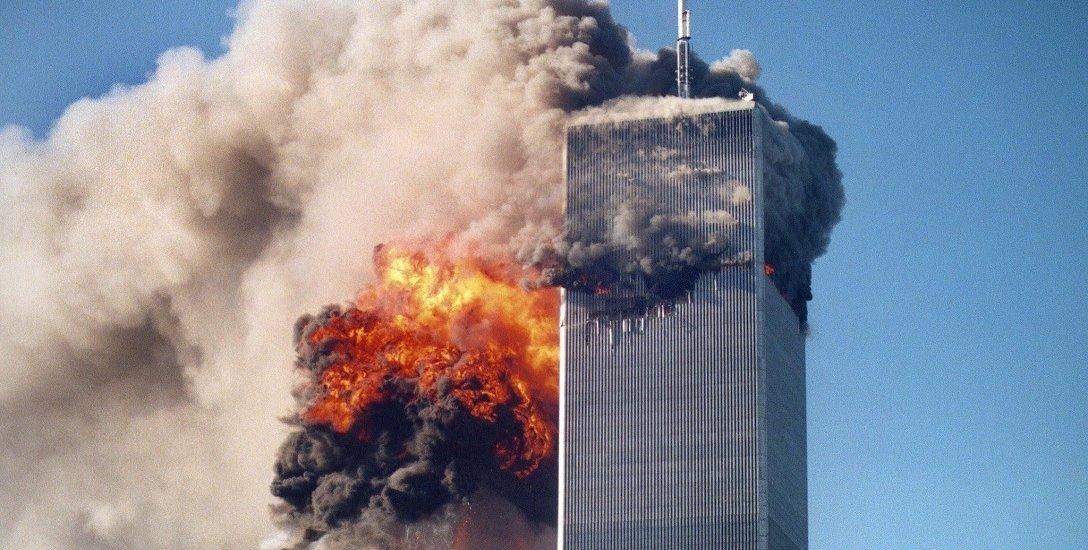 அந்த 12 நொடி... 144 திருமண மோதிரங்கள்... டி.என்.ஏ. சாம்பிள்.. 9/11 நினைவலைகள்! #VikatanInfographics