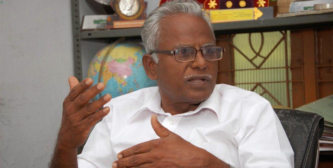 ``ஆளுநர் அவர்களே...  கோட்சே விடுதலையை எண்ணிப்பாருங்கள்..!'' மணியரசன்