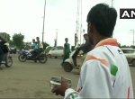 வாக்குறுதியைக் காப்பாற்றாத மத்தியப் பிரதேச அரசு -பிச்சையெடுக்கும் மாற்றுத்திறனாளி தடகள வீரரின் கதை