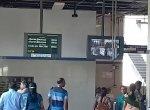 `சேவை எப்பத் தொடங்குமுன்னு தெரியாது'- சென்னை மெட்ரோ ரயில் பயணிகளை டென்ஷனாக்கிய அதிகாரி