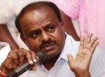 'ஆட்சியைத் தக்கவைக்கும் ஆதாரம் இருக்கிறது!' - குமாரசாமி ஆவேசம்