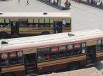 `ரூட் தல' மோதலில் அரசு  பஸ் மீது கல் வீசிய மாணவர்கள் - காட்டிக்கொடுத்த சிசிடிவி