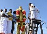 'கொலை செய்தவர்களை  எப்ப கண்டுபிடிக்கப்போறீங்க'- ராமஜெயத்தின் பிறந்தநாளில் கதறிய உறவுகள்