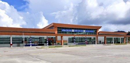 நாட்டின் 100-வது விமான நிலையம் - இன்று திறந்துவைக்கிறார் பிரதமர் மோடி!