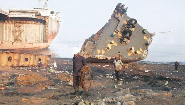 'கப்பல் அதன் ஆயுள் முடிந்தபின் என்னவாகும்?'- நம்பமுடியாத ஓர் அத்தியாயம் #ShipBreakingStories