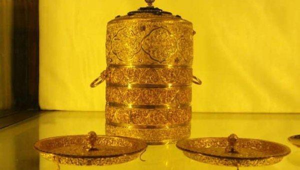 திருடுபோன நிஜாமின் தங்க டிஃபன் பாக்ஸை தேடும் 10 தனிப்படைகள்!
