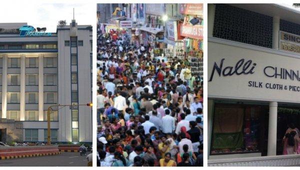 அன்று பாரிஸ் கார்னர்... இன்று தி.நகர்... சென்னையின் பெஸ்ட் ஷாப்பிங் ஸ்ட்ரீட்!