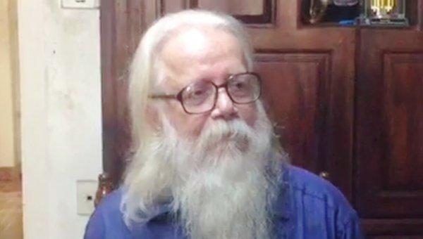 `இனி நான் எனக்காக வாழப்போகிறேன்' - விஞ்ஞானி நம்பி நாராயணன் உருக்கம்!