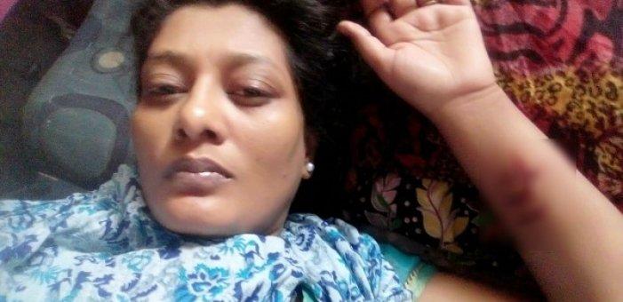 `நீ என்னை நிம்மதியா வாழ விடமாட்டாயா?'  - போனில் கதறும் நடிகை நிலானி