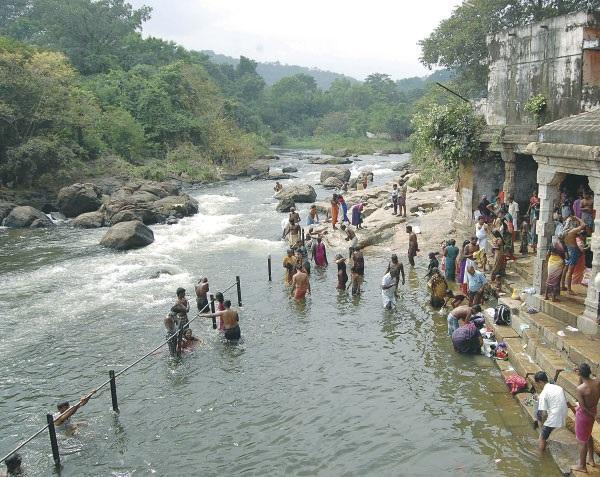 தாமிரபரணி புஷ்கர விழா