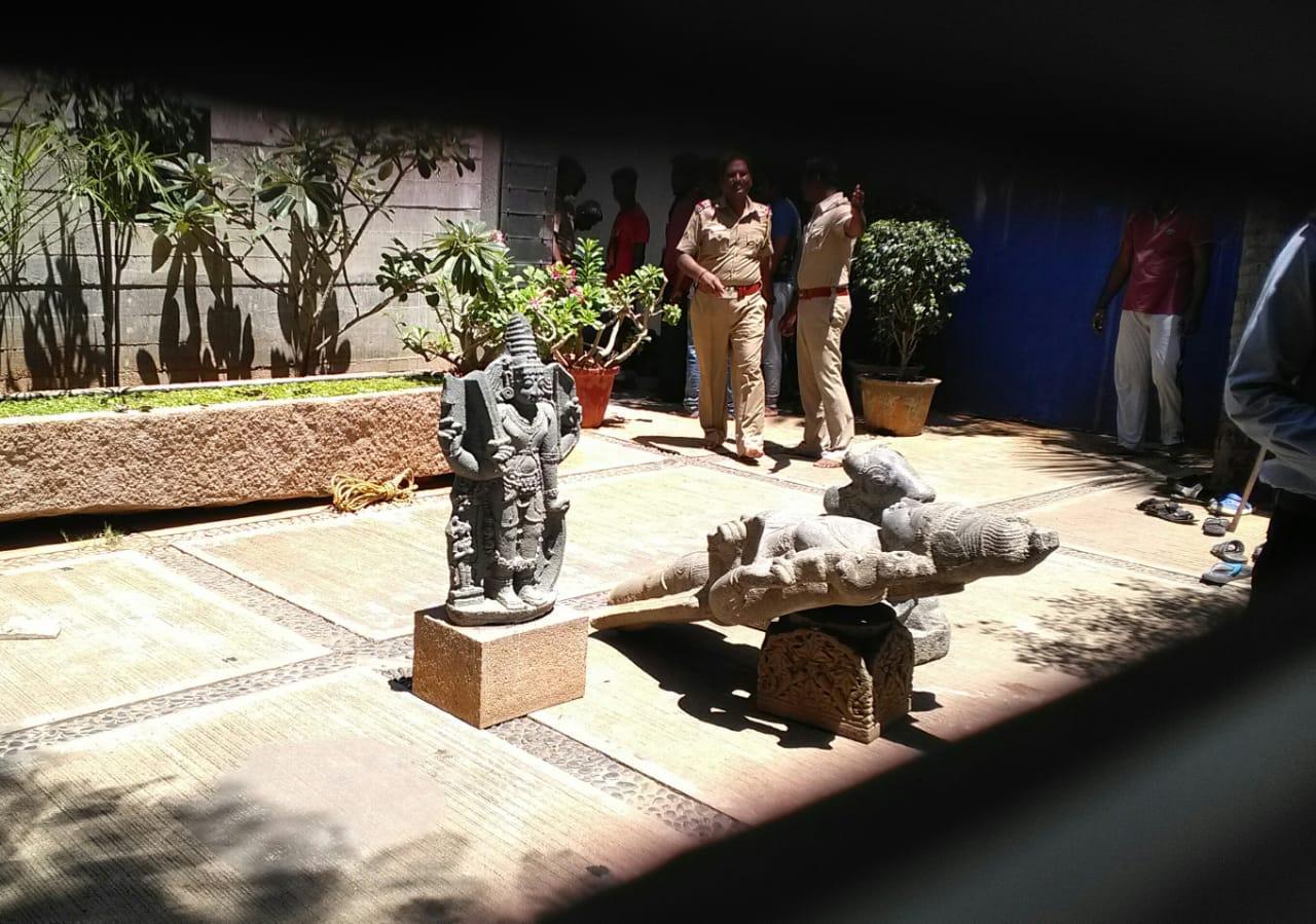 ரன்வீர் ஷா வீடு