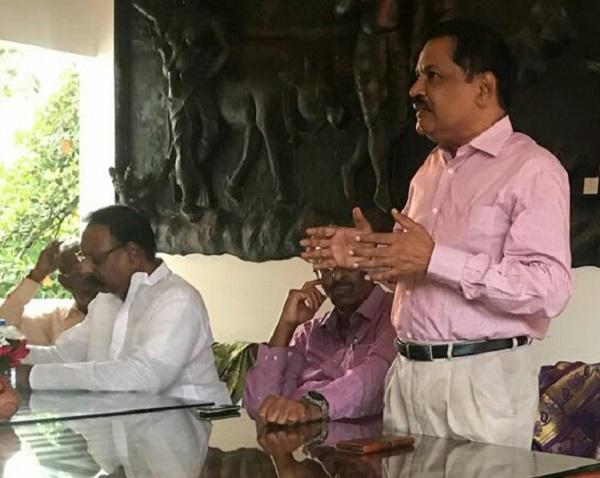 ராஜபக்ஷே குறித்து கே.எஸ்.ராதாகிருஷ்ணன்