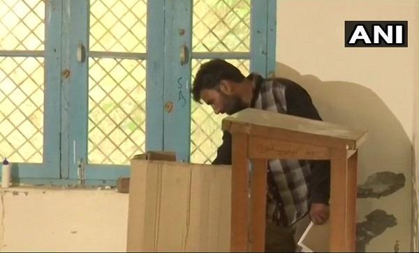 ஜம்மு - காஷ்மீர் உள்ளாட்சித் தேர்தல்