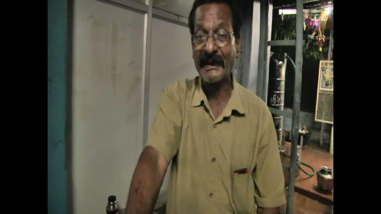காவலாளி நாராயணன்