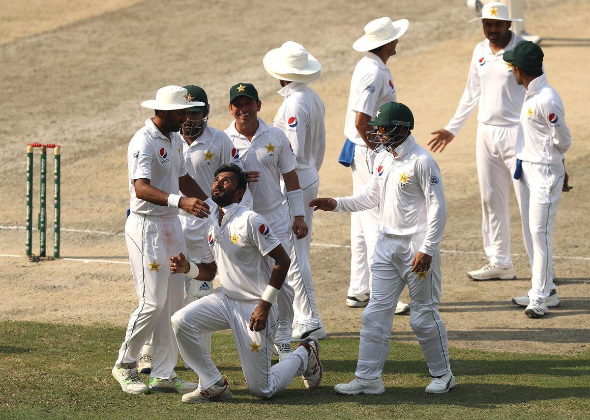 பாகிஸ்தான் வீரர்கள்
