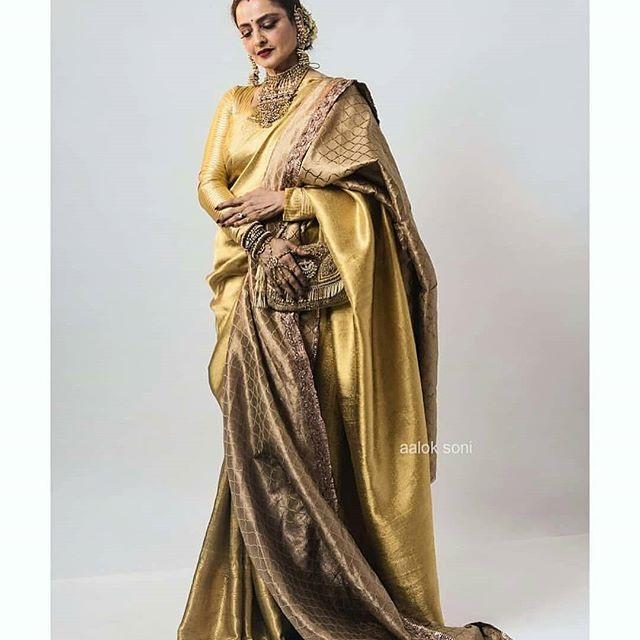 நடிகை ரேகா