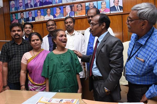சிறுமி தசபந்தி