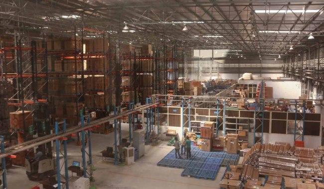 ஃப்ளிப்கார்ட் Warehouse