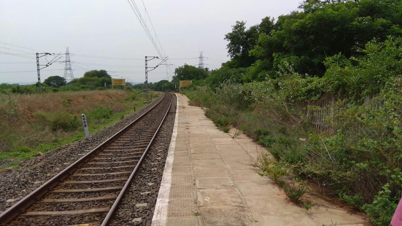 கருப்பட்டி ரயில் நிலையம்