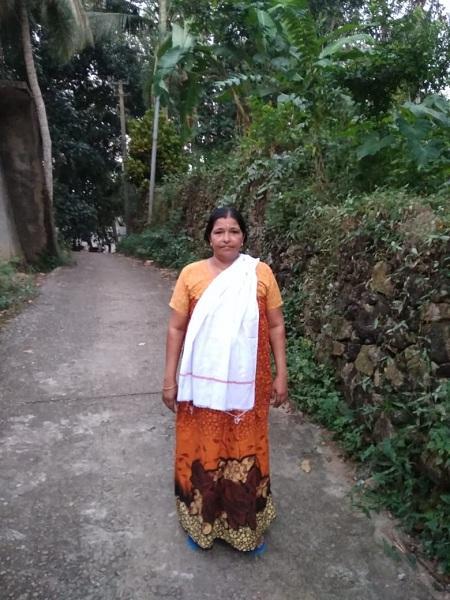 லதா - கேரளப் பெண்