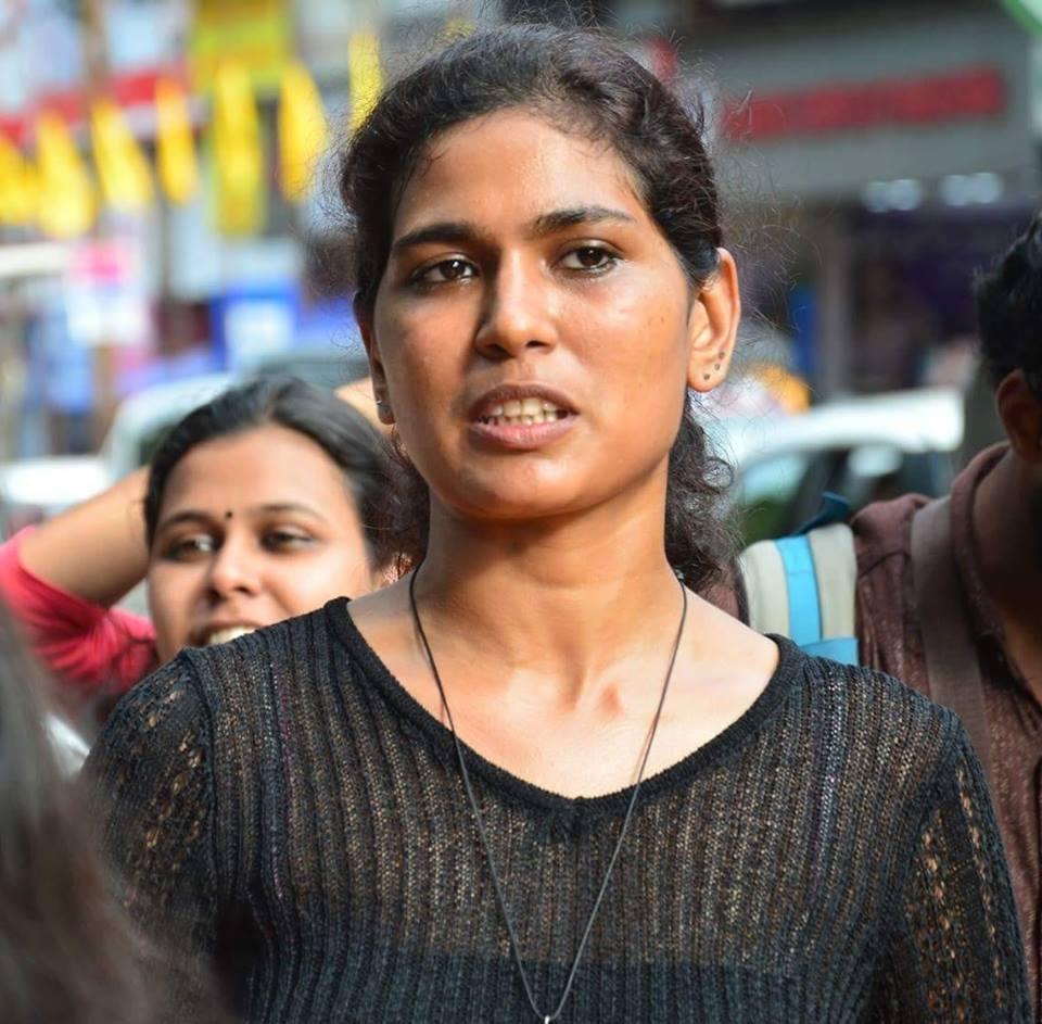 ரெஹானா பாத்திமா