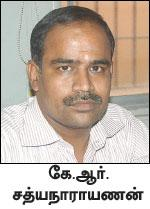கே.ஆர்.சத்யநாராயணன்