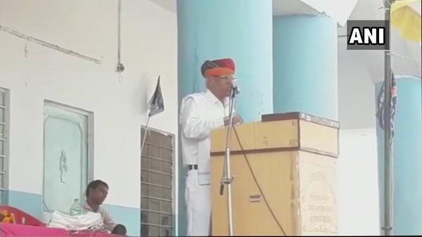 ராஜஸ்தான் மாநில பி.எஸ்.பி தலைவர்
