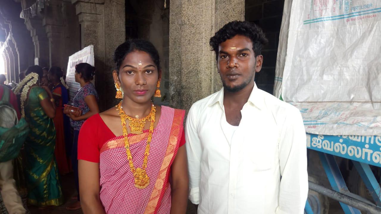 ஸ்ரீஜா- அருண்குமார்
