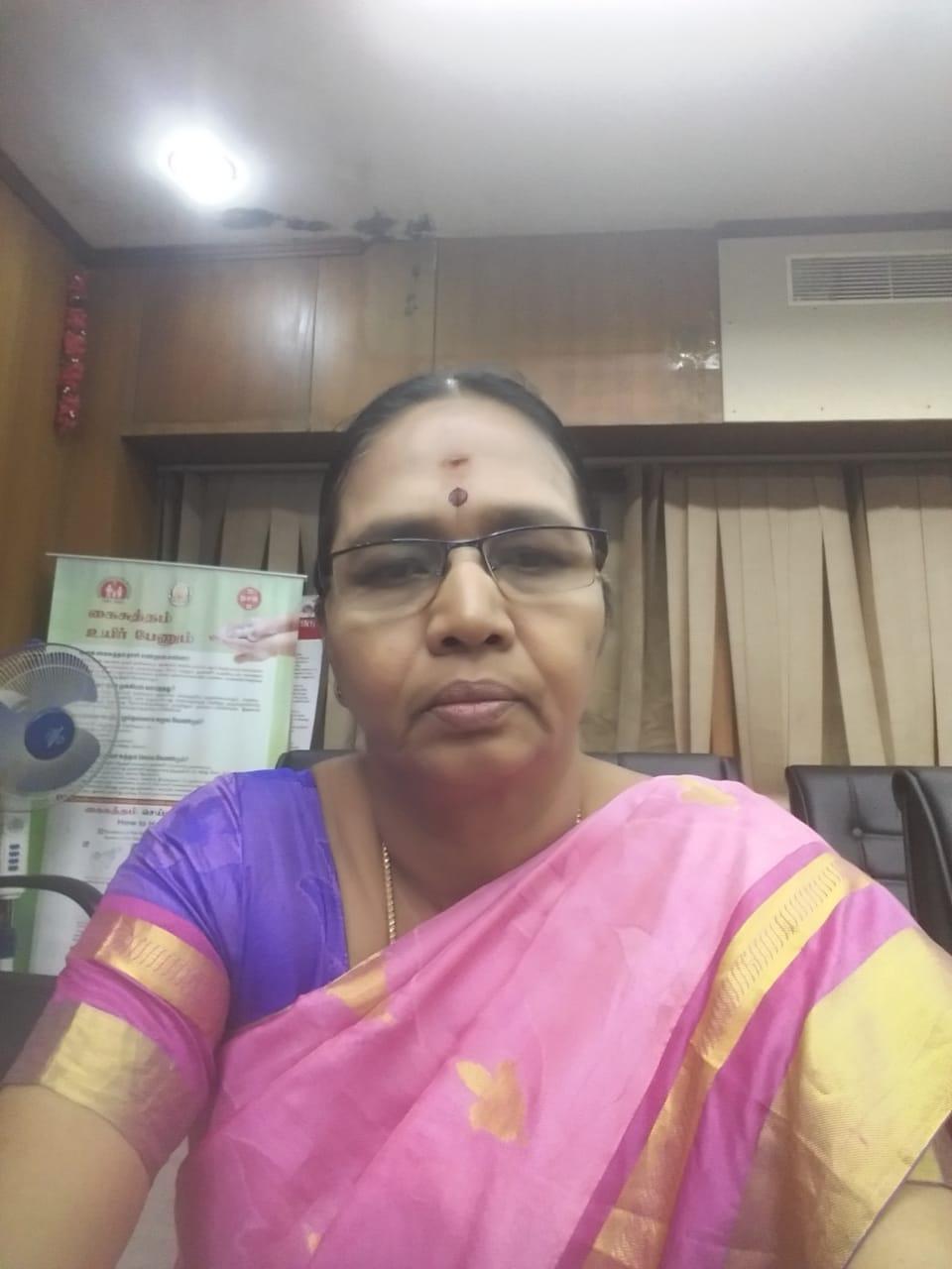 டாக்டர் ருக்மணி