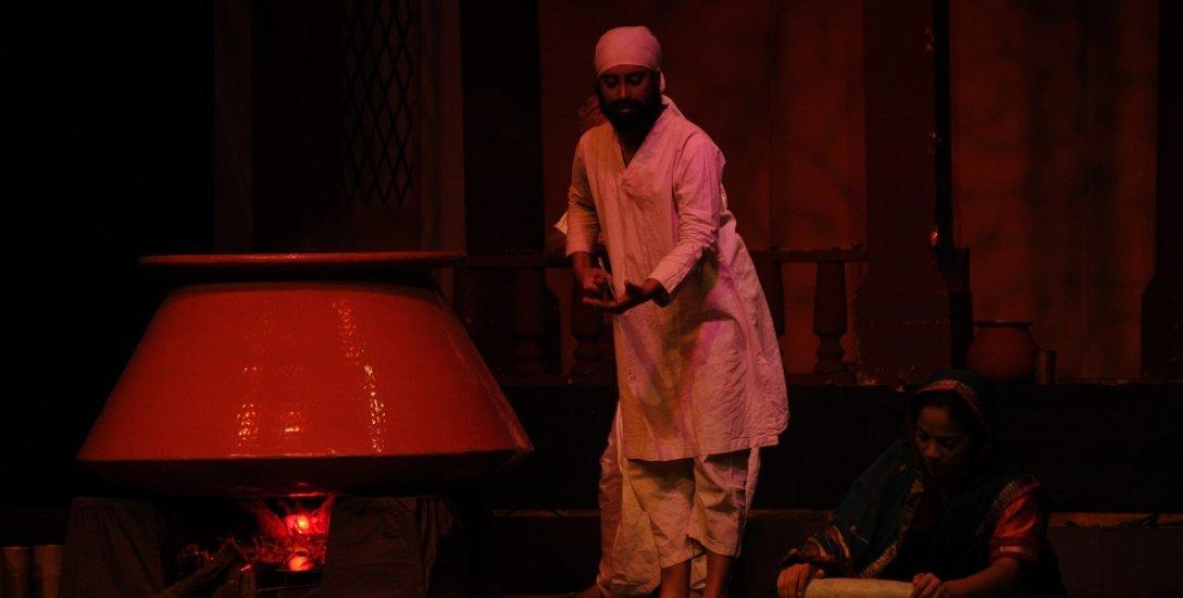 ஷீர்டி சாய்பாபாவின் அருள் வாழ்க்கையை கண்முன் நிறுத்திய 'பாபா' நாடகம்!