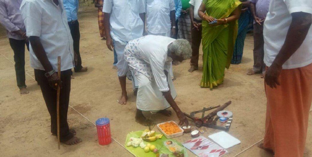 நாளை (28.10.2018) வாஸ்து நாள்... பூமி பூஜை போடுவது எப்படி? #VastuDay