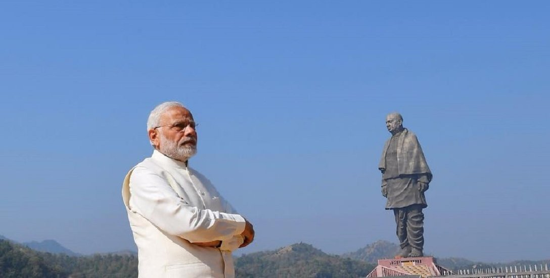 ``கைவிட்ட காங்கிரஸ்... கையிலெடுத்த பி.ஜே.பி!'' - அரசியல் பகடையானாரா வல்லபபாய் படேல்? #StatueOfUnity