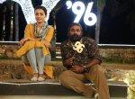 `` `96 என் முதல் படம் மாதிரி''- ரசிகர்கள் வரவேற்பில் நெகிழ்ந்த த்ரிஷா!
