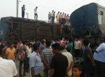 உத்தரப்பிரதேசத்தில் தடம் புரண்ட எக்ஸ்பிரஸ் ரயில் - 5 பேர் பலியான சோகம்!
