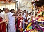 தொடங்கியது மைசூர் தசரா! 10 நாள்கள் கோலாகல கொண்டாட்டம் #MysoreDasara