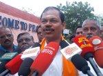 `ரஜினியின் ஆன்மிக அரசியல் நிச்சயமாக வெற்றி பெறும்!' - அர்ஜூன் சம்பத்