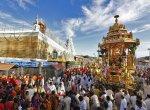 திருமலை திருப்பதியில் பிளாஸ்டிக் பொருள்களுக்கு நவம்பர் 1-ம் தேதி முதல் தடை!