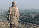 'இந்த நாள் இந்திய வரலாற்றில் அழிக்கமுடியாத நாள்'- பட்டேல் சிலையைத் திறந்த மோடி பெருமிதம்