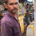 தொட்டியில் இருந்த தண்ணீரை குடித்த நாய் - கார் முன் வீசிக் கொன்ற கடைக்காரர்!
