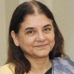 அரசியல் கட்சிகள் ஏன் குழுக்கள் அமைக்கக்கூடாது? - #MeToo குறித்து கேள்வி எழுப்பும் மேனகா காந்தி