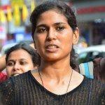 'பக்தர்களை புண்படுத்திவிட்டார்' - சபரிமலை சென்ற ரெஹானா பாத்திமா மீது வழக்கு பதிவு