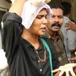 வலுக்கும் எதிர்ப்பு - இரண்டாவது முறையாக டிரான்ஸ்ஃபர் செய்யப்பட்ட ரெஹானா பாத்திமா
