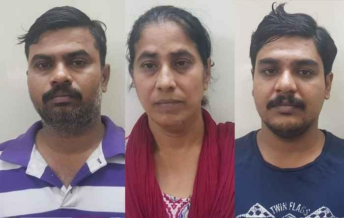 ரேகா சாவித்திரி, சிவா, கோகுலகிருஷ்ணன்