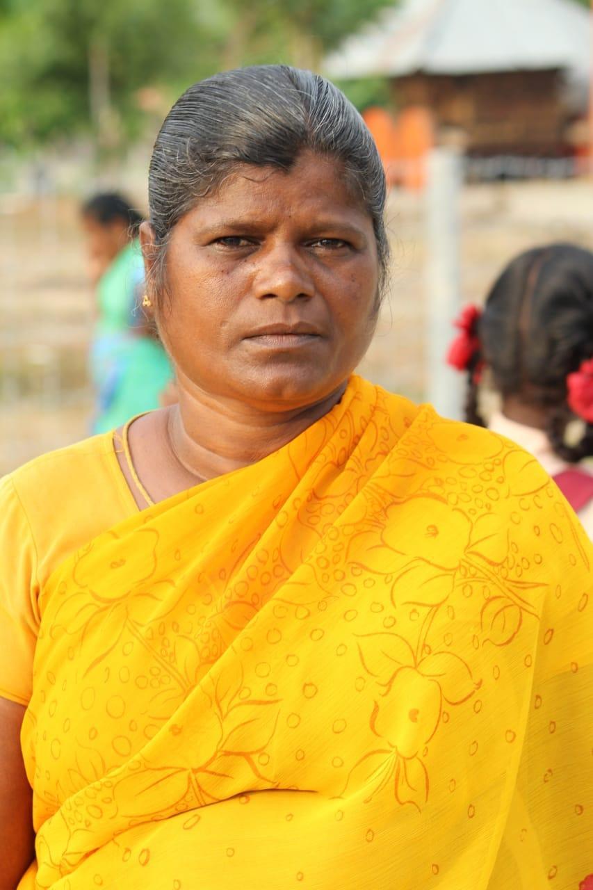 தீண்டாமை வேலி - சித்ரா