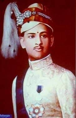 சித்திரை திருநாள் மன்னர் பாலராம வர்மா மகராஜா
