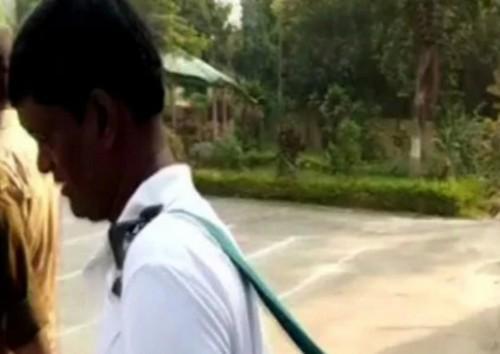 விடுவிக்கப்பட்ட பாகிஸ்தான் கைதி