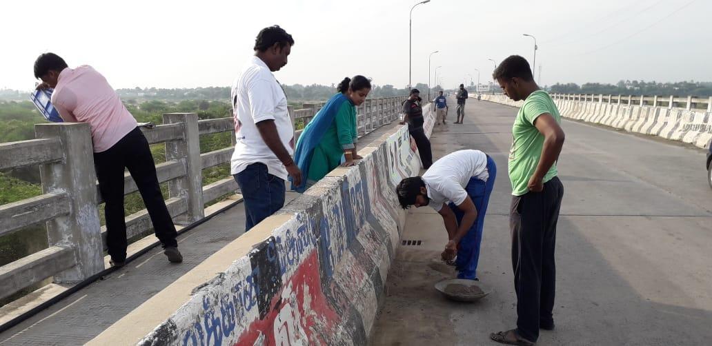 கமல்ஹாசன் பிறந்த நாள்  காஞ்சிபுரம்